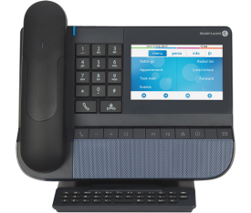 Alcatel Lucent 8078s Ip Premium Desk Phone