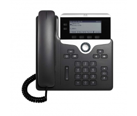 Cisco UC7821 İp Telefon