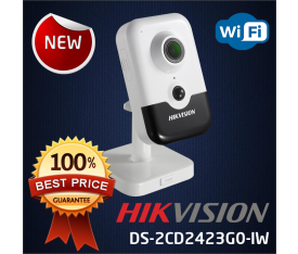 Haikon Ds-2CD2423G0-Iw 2Mp Ip Wi-Fi Ir Cube Kamera